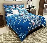 Home Candy 144 TC Fancy Floral Cotton Do...
