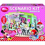 Educa Borrás 15076 - Kit Scenario La Boutique De Minnie