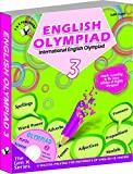 International English Olympiad - Class 3  with CD: Essential Principles with Examples, Mcqs and Solutions, Model Test Papers