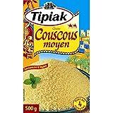 Tipiak - Graine de couscous moyen - La boîte de 500g - Prix Unitaire - Livraison Gratuit Sous 3 Jours