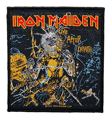 Parche de Iron Maiden