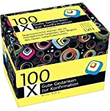 100 x Gute Gedanken zur Konfirmation: Impulskästchen