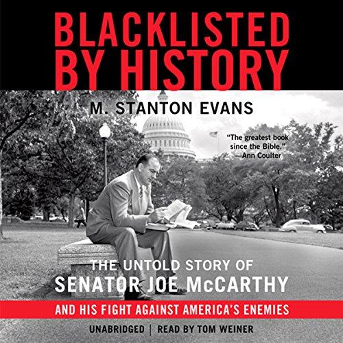 Blacklisted by History  Audiolibri