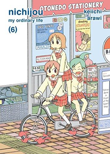 Nichijou Volume 6 (Nichijou: My Ordinary Life) por Keiichi Arawi
