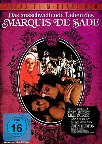 Preisvergleich Produktbild Das ausschweifende Leben des Marquis de Sade - Verfilmung über das Leben des berühmten Franzosen mit Starbesetzung (Pidax Film-Klassiker)