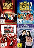 High School Musical 1 + 2 + 3 Collection + Starstruck