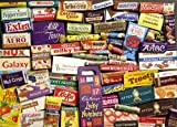 Gibsons Sweet Memories of the 1960's jigsaw puzzle. (1000 pieces)