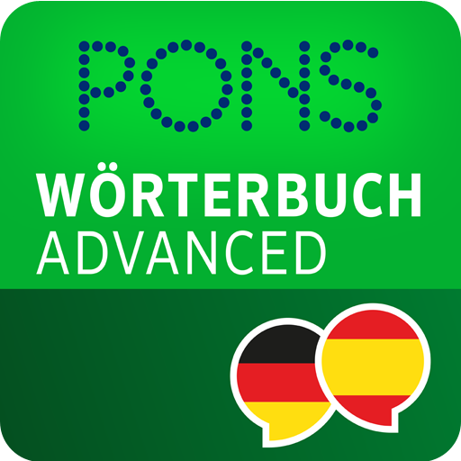 PONS Wörterbuch Spanisch - Deutsch ADVANCED