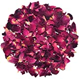 The Indian Chai - Rose Petals Sun Dried - Herbal Tea - Rose Tea - For Beautiful Hair & Skin|100g