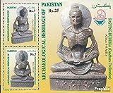 Pakistan Block14 (kompl.Ausg.) 1999 Buddha (Briefmarken für Sammler)