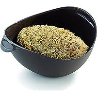 Moule à pain Grille pain coller Plaque à pâtisserie Cuiseur de légumes Cuiseur à vapeur pliable Moule à pain en silicone…