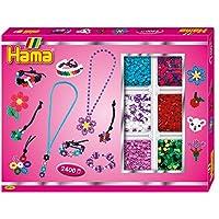 Hama 3713 Beads Fashion Accessory Activity Box