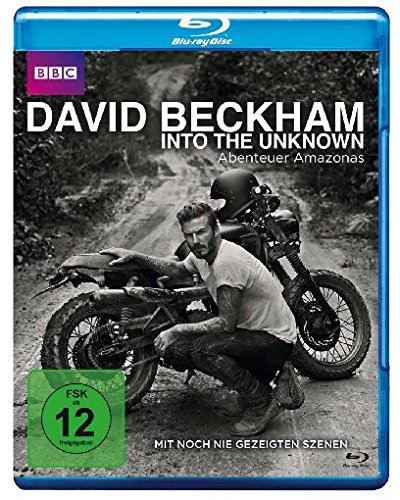David Beckham - Into the Unknown/Abenteuer Amazonas [Blu-ray]