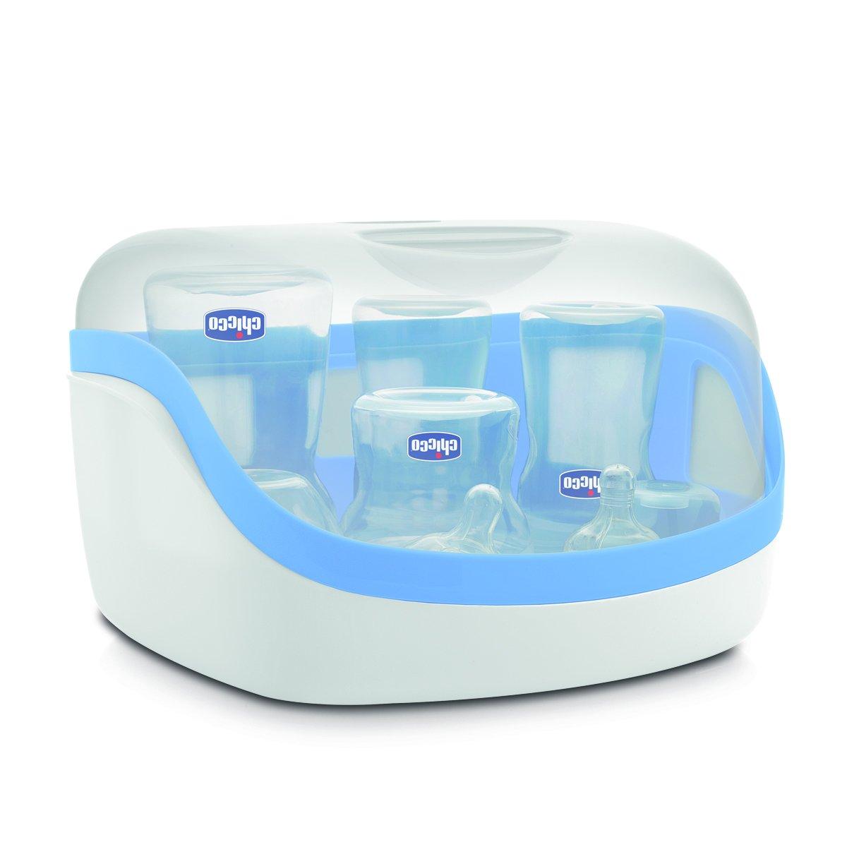 Chicco 00065846500000 Sterilizzatore Microonde, Bianco