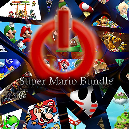 Super Mario Game Save Bundle for Wii & DS - Kart, Party, Strikers, Galaxy, Olympics & more