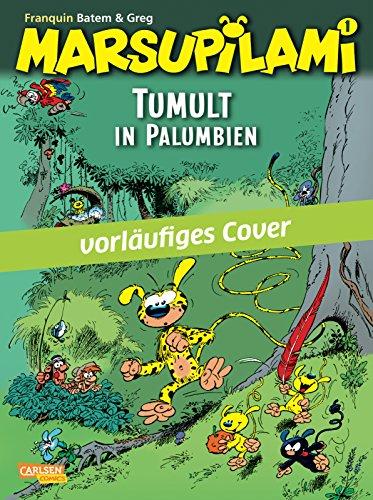 Marsupilami 1: Tumult in Palumbien