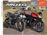Revu Moto Technique, n°155 - Triumph Daytona et Street Triple 675 cm3 (Modeles 2006/10) - Kawasaki Z1000 (Modeles 2007/09)