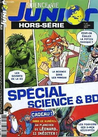 Science Et Vie Junior Hors Serie - Science & vie junior hors serie n°63.