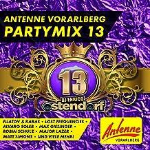 ANTENNE VORARLBERG Partymix Vol. 13 - Mixed by Enrico Ostendorf