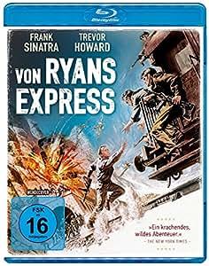 Von Ryans Express [Blu-ray]
