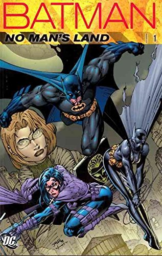 [Batman No Man's Land Vol. 1 (New Edition)] (By: Various) [published: November, 2011]