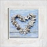Pro-Art de imágenes palé hrg690a pared de Vintage de Wood Wooden love I