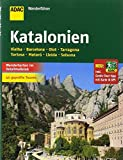 ADAC Wanderführer Katalonien inklusive Gratis Tour App: Vielha Barcelona Olot Tarragona Tortosa Lleida Solsona -