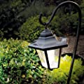 2er Set LED Solar Laterne 75cm von Lights4fun auf Lampenhans.de