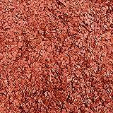 Bodenbeschichtung Farbchips small plates rot1 1kg
