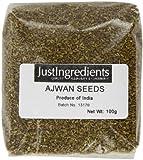 JustIngredients Semi di Ajwain - 5 Confezioni da 100 g