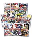Vol. 01 bis 10 (20 DVDs)