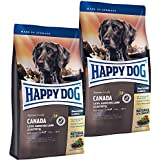 Happy Dog Supreme Sensible Canada 25kg - Aktion (2 x 12,5kg)