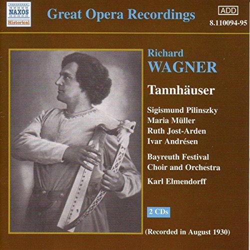 Richard Wagner: Tannhäuser (Bayreuth Festival 1930)