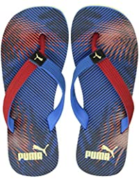 Puma Unisex Terry Jr. II Idp Flip-Flops and House Slippers