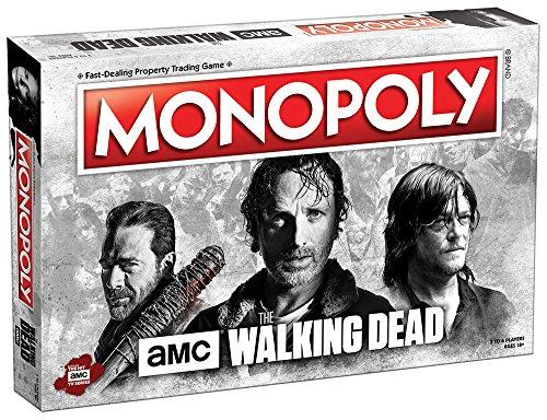 The Walking Dead Monopoly Juego De Mesa