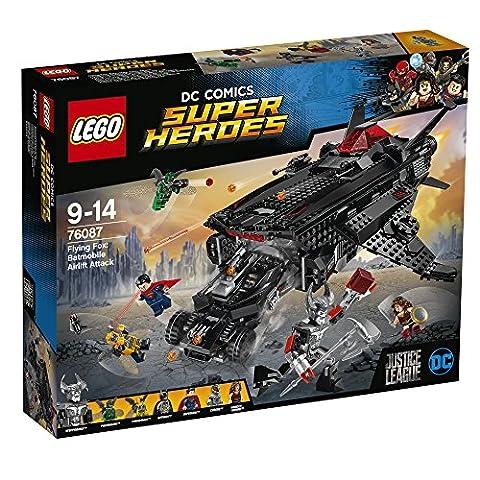 Lego Super Heroes 76087 - Flying Fox: Batmobil-Attacke aus der Luft