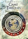 game of thrones toutes les cartes du royaume