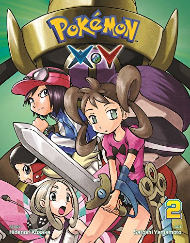 POKEMON XY GN VOL 02