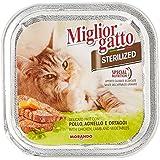 Miglior Gatto Patè Con Pollo, Agnello e Ortaggi - 100 g