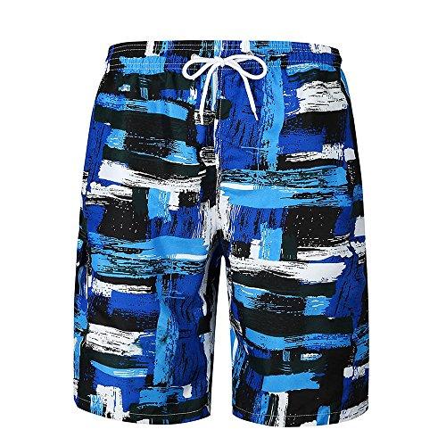 0b0165112 Berimaterry Camisa Hawaiana para Hombre Casual Manga Corta Verano Unisex 3D  Estampada Funny Shirt para Tropical