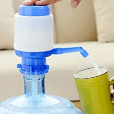 Starvin Portable 20-25Ltr Bottled Drinking Hand Pressure Pump || Pressure Water Fountain || Outdoor Office Camping Hand Pressure Water Dispenser || y-29