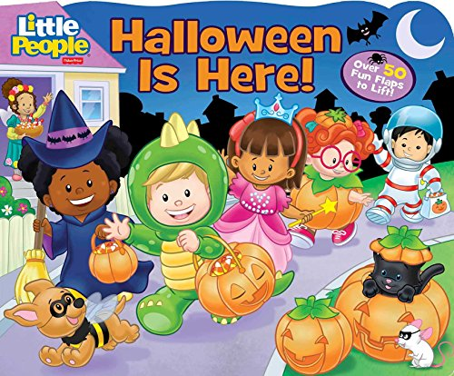 People: Halloween Is Here! (Little People Fisher-Price) ()