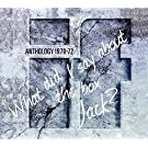 What Did I Say About The Box Jack? Anthology 1970-