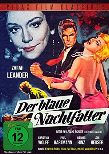 Bild von Der blaue Nachtfalter (Pidax Film-Klassiker)