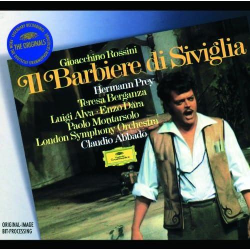 """Rossini: Il barbiere di Siviglia / Act 2 - """"Ah! qual colpo inaspettato!"""" - """"Ah, disgraziati noi!"""" (Rosina, Figaro, Conte / Figaro, Conte, Rosina, Basilio, Bartolo, Ufficiale)"""