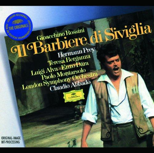 Rossini: Il barbiere di Sivigl...