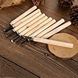 #5: Pindia Wood Carving Chisel Knife For Basic WoodCut Working DIY Hand Tool