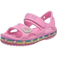 Crocs Fun Lab Rainbow Sandal, Unisex-Bambini