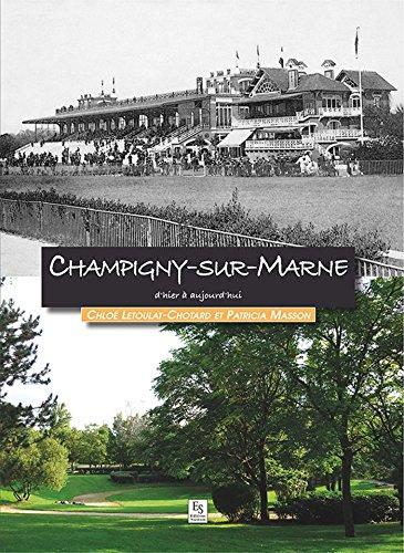 Téléchargement Champigny-sur-Marne pdf
