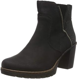 Rieker Damen Stiefeletten L7661, Frauen Ankle Boots: Amazon